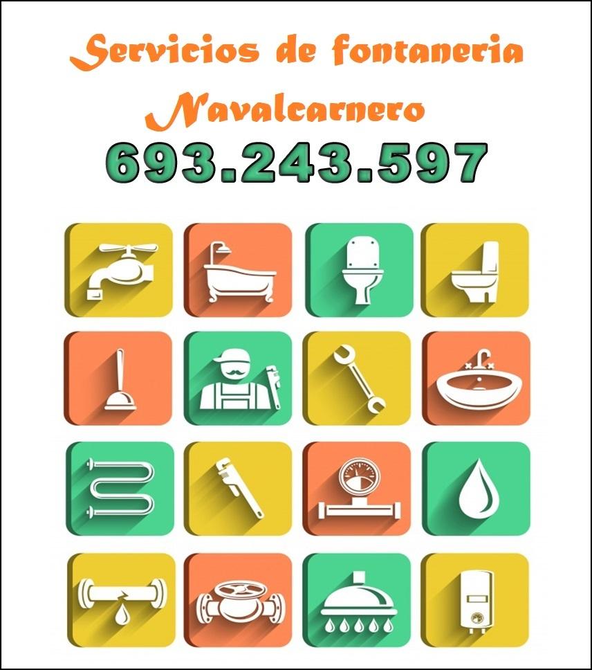 servicios de fontaneria en navalcarnero